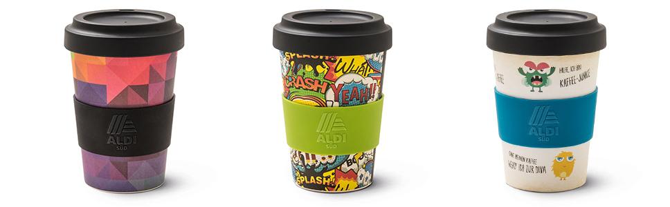 Umweltfreundlicher Coffee To Go Genuss Aldi Sud Blog