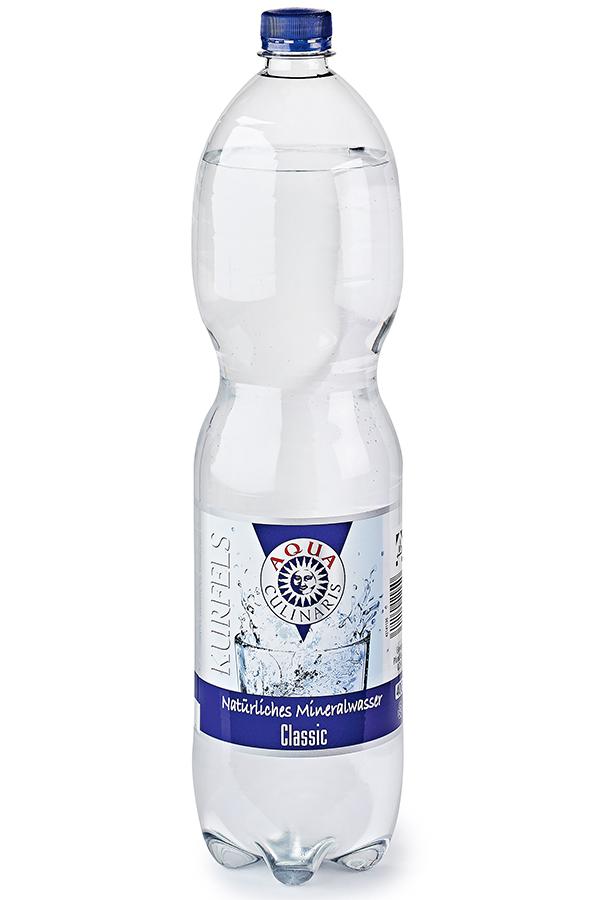 Wasser trinken gegen Hitze.