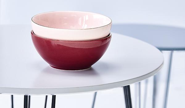 Keramikschalen aus der ALDI Kollektion