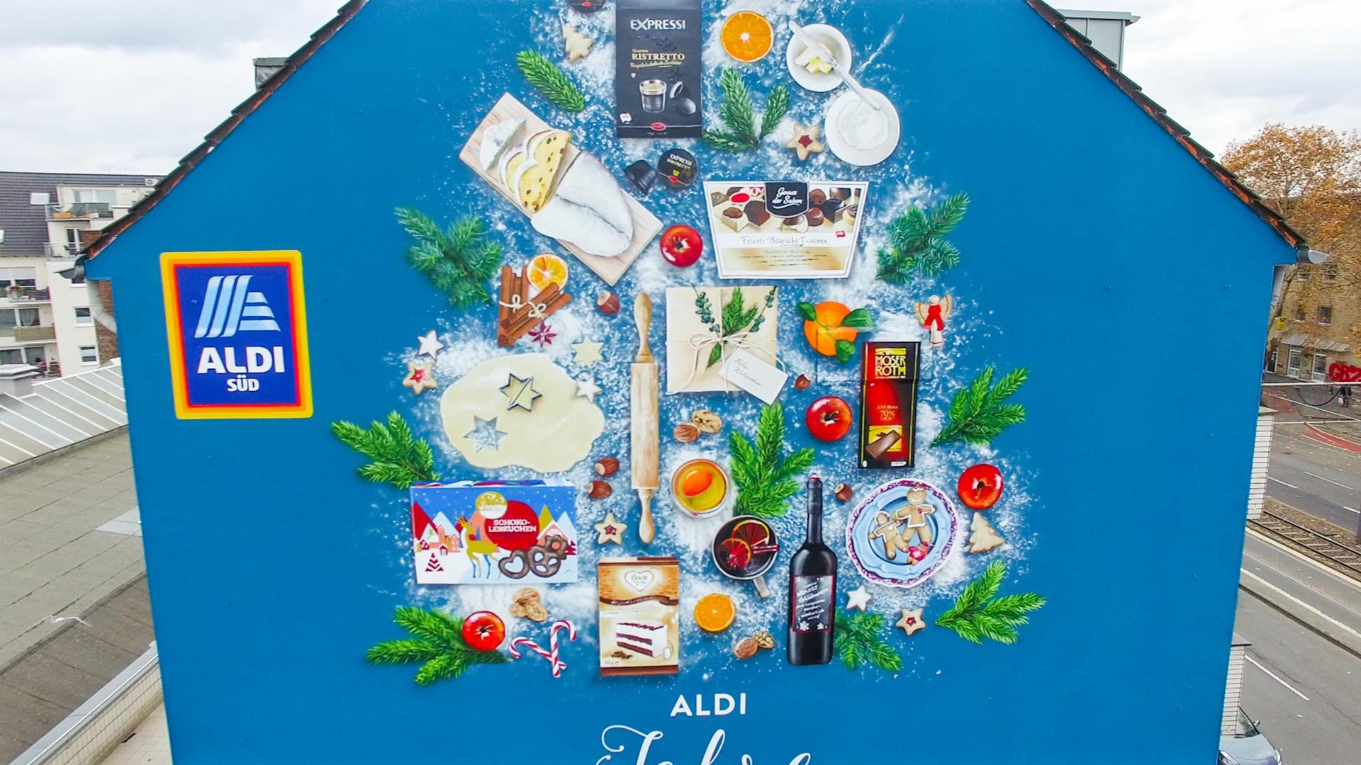 Eine Etwas Andere Weihnachtswerbung Die Aldi Sud Weihnachtskampagne