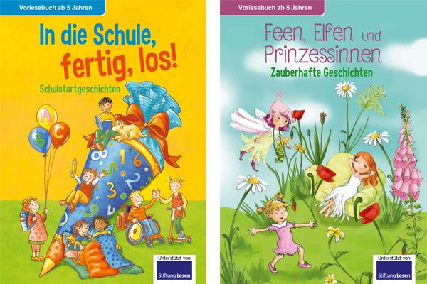 ALDI SÜD bietet aktuell tolle Kinderbücher zum Vorlesen an.