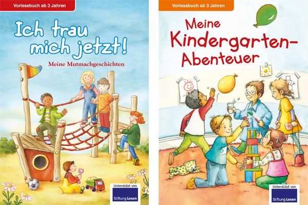 ALDI SÜD bietet aktuell Kinderbücher zum Vorlesen für Kinder ab 3 Jahren an.