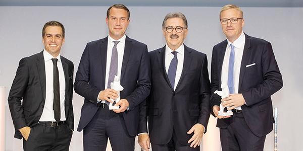 ALDI SÜD hat den renommierten Preis der Branche gewonnen: Den Deutschen Handelspreis.