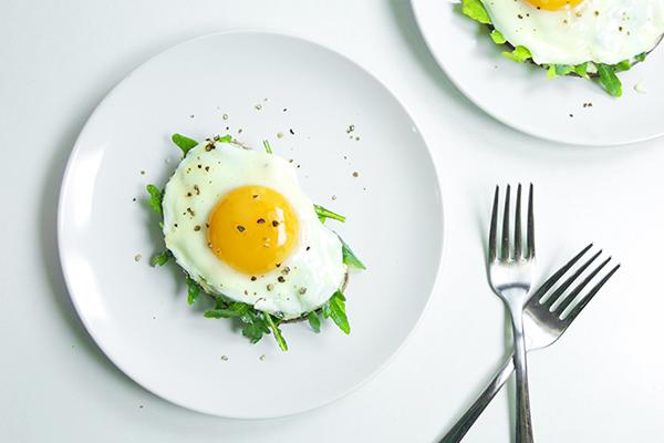Eier aus guter Haltung schmecken am Ende doch auch gleich viel besser.