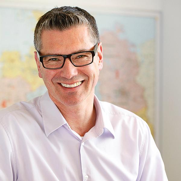 Rainer Becker, Geschäftsführer von Moos-Butzen - ALDI SÜD Lieferant für Eier aus Biohaltung.