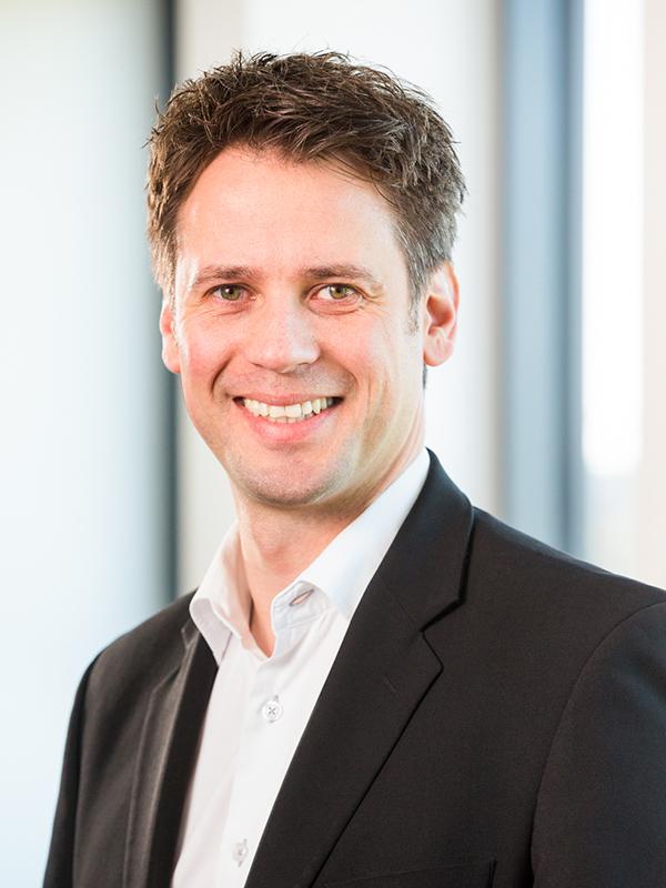 Steffen Becker arbeitet als Zentraleinkäufer bei ALDI SÜD.