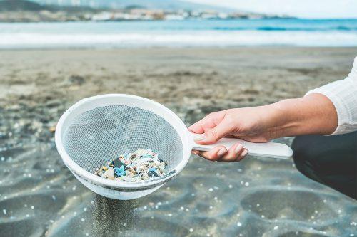 ALDI SÜD setzt sich gegen Mikroplastik ein