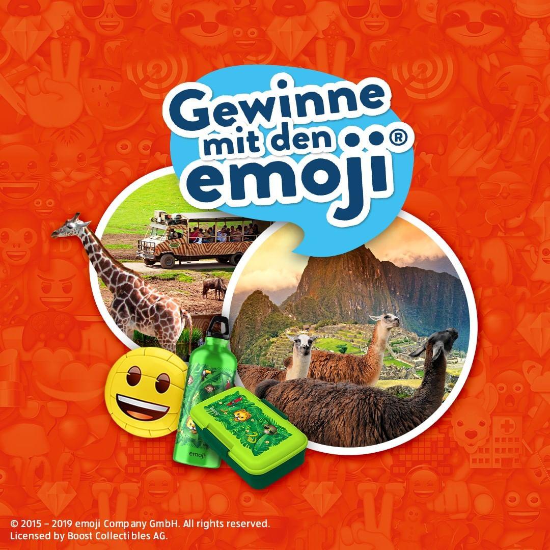 Aldi Süd Emoji Gewinnspiel
