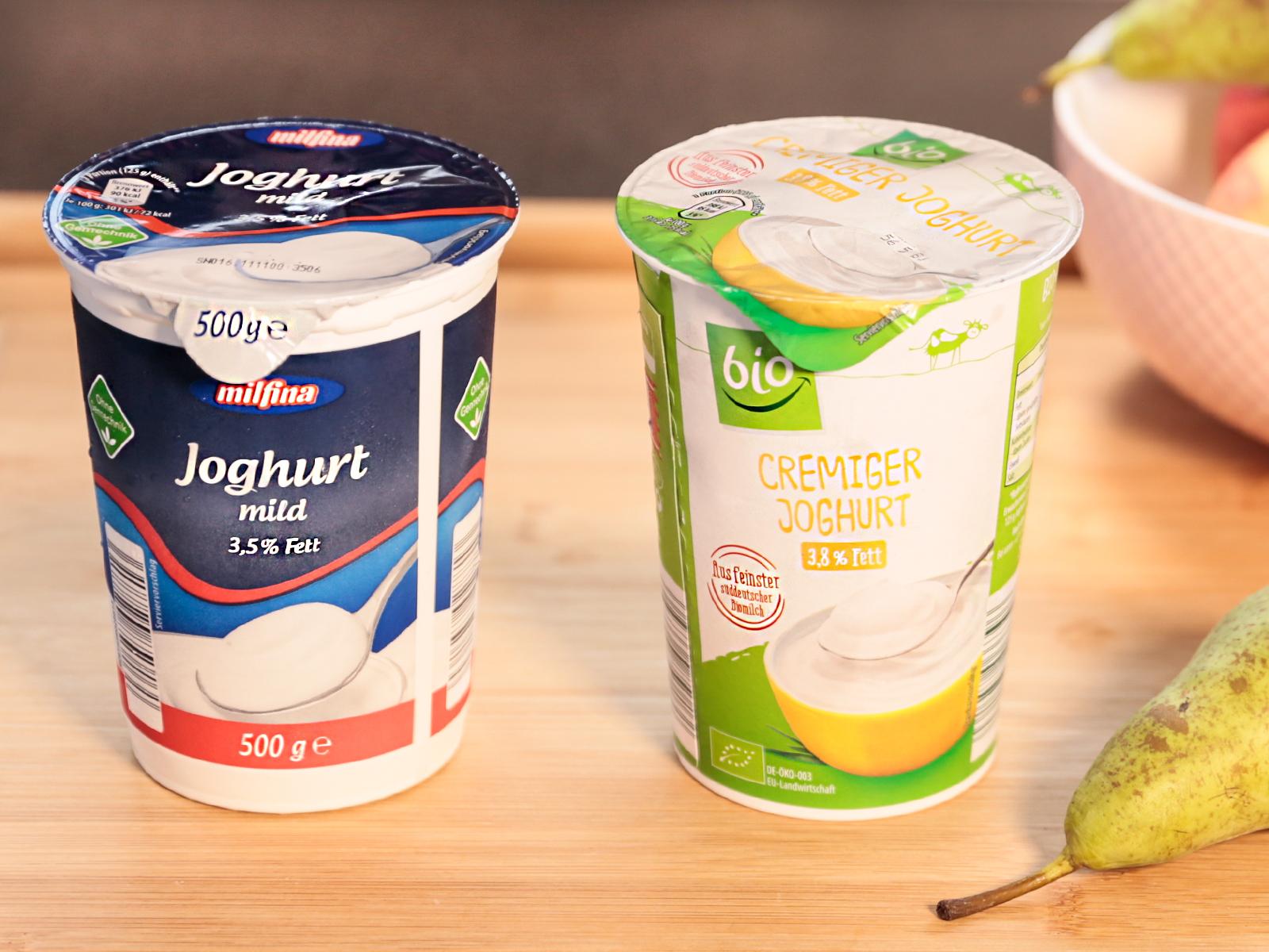Unterschied kefir buttermilch