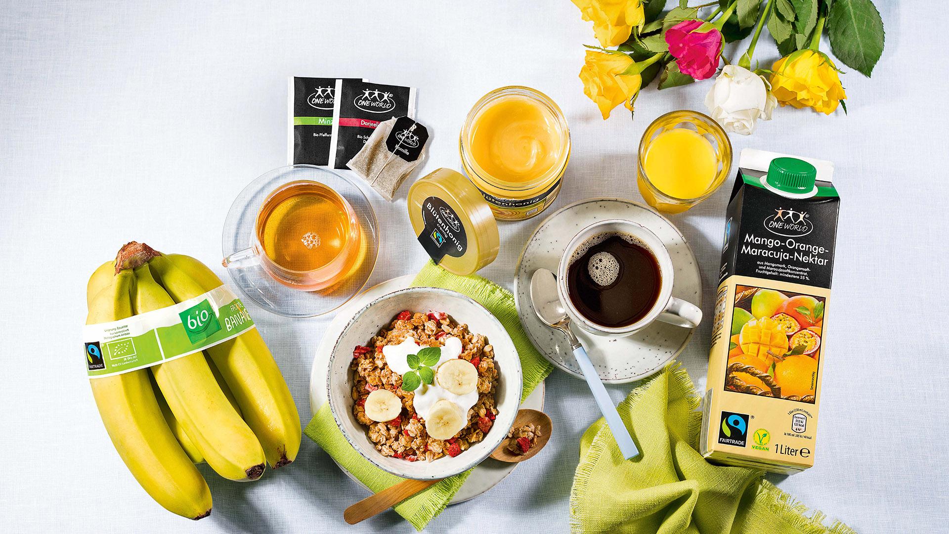 Fairtrade bei ALDI SÜD - Thema bei der Grünen Woche