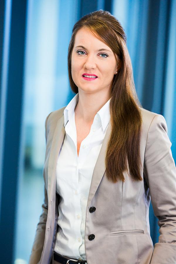 Stephanie Frielingsdorf von ALDI SÜD